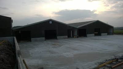 Chalmerston Free range poultry sheds